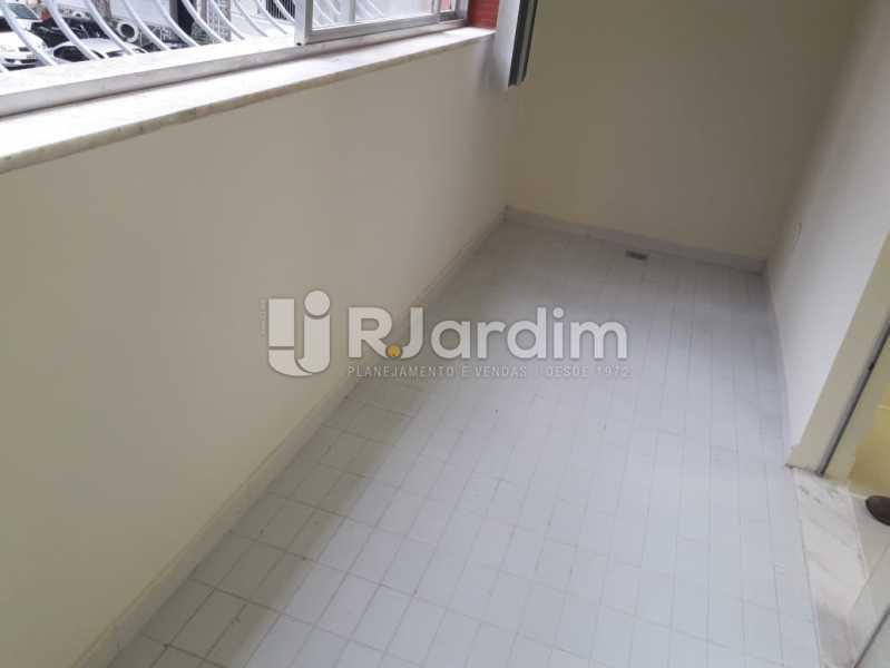varanda de inverno - Imóveis Aluguel Casa Comercial Botafogo - LACC00031 - 15