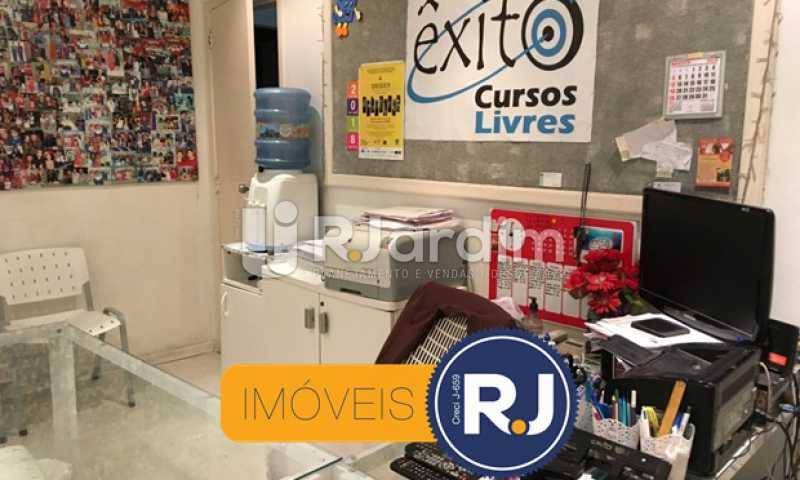 recepção - Sala Comercial Botafogo, Zona Sul,Rio de Janeiro, RJ À Venda, 106m² - LASL00174 - 4