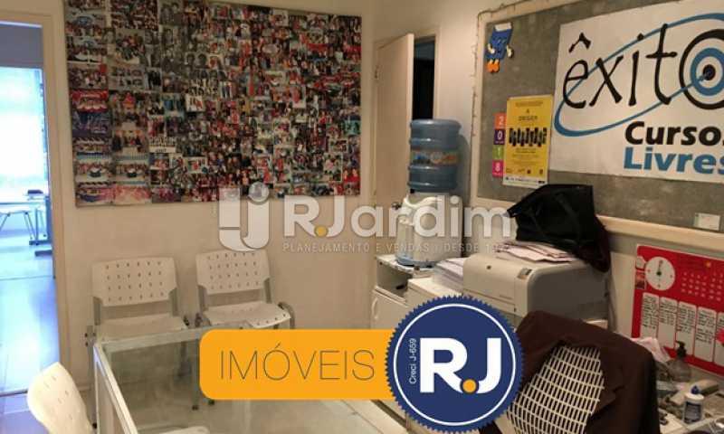 recepção - Sala Comercial Botafogo, Zona Sul,Rio de Janeiro, RJ À Venda, 106m² - LASL00174 - 1