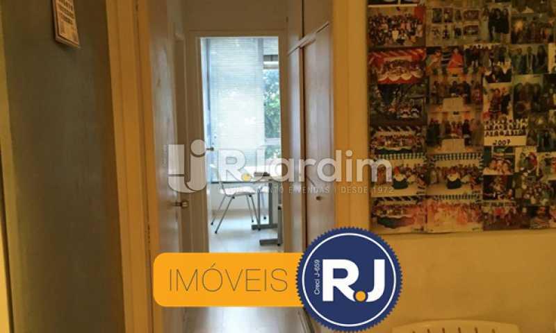 corredor principal - Sala Comercial Botafogo, Zona Sul,Rio de Janeiro, RJ À Venda, 106m² - LASL00174 - 7