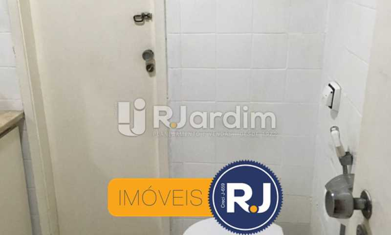 banheiro - Sala Comercial Botafogo, Zona Sul,Rio de Janeiro, RJ À Venda, 106m² - LASL00174 - 23