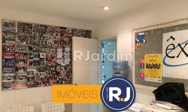 recepção - Sala Comercial Botafogo, Zona Sul,Rio de Janeiro, RJ À Venda, 106m² - LASL00174 - 3