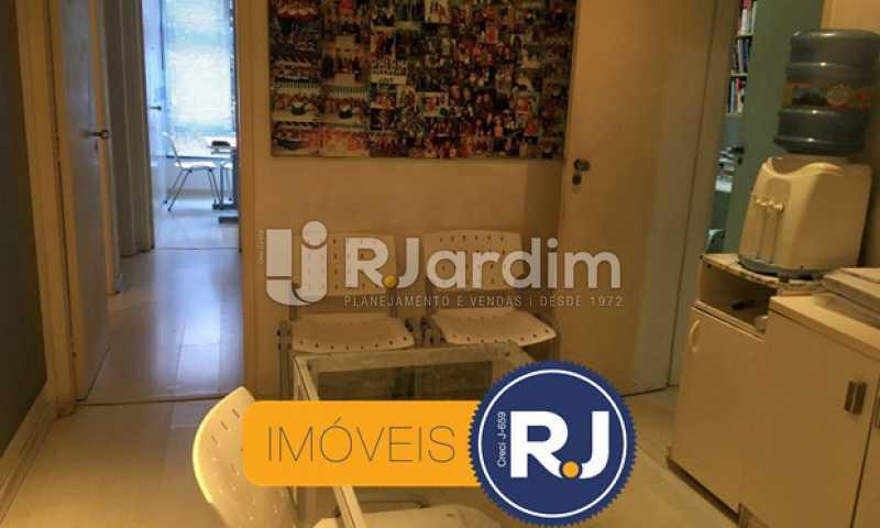 recepção - Sala Comercial Botafogo, Zona Sul,Rio de Janeiro, RJ À Venda, 106m² - LASL00174 - 6