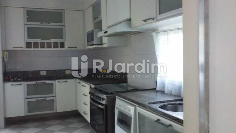 Cozinha - Cobertura Para Alugar - Copacabana - Rio de Janeiro - RJ - LACO60009 - 14