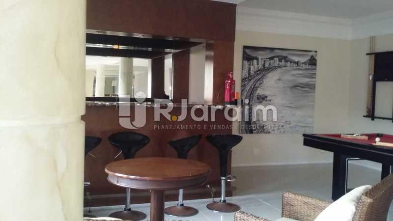 Sala  - Cobertura Para Alugar - Copacabana - Rio de Janeiro - RJ - LACO60009 - 1