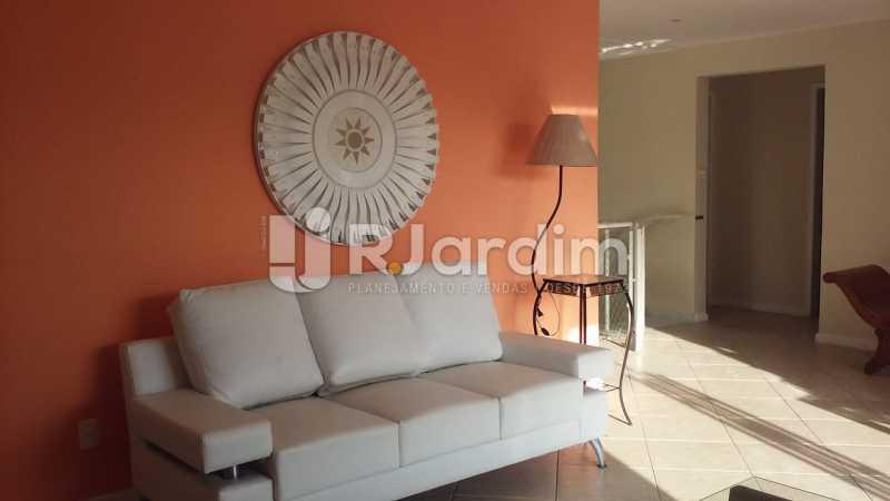 2a sala  - Cobertura Para Alugar - Copacabana - Rio de Janeiro - RJ - LACO60009 - 17