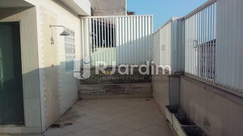 Terraço - Cobertura Para Alugar - Copacabana - Rio de Janeiro - RJ - LACO60009 - 4