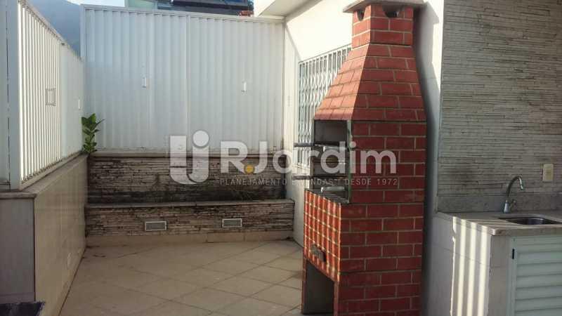 Terraço - Cobertura Para Alugar - Copacabana - Rio de Janeiro - RJ - LACO60009 - 10