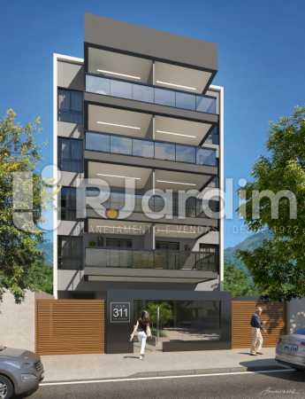 FACHADA  - Vila 311 Apartamento Vila Isabel 1 Quarto - LAAP10319 - 1