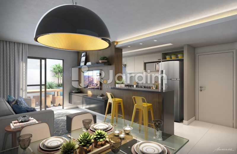 SALA - Vila 311 Apartamento Vila Isabel 1 Quarto - LAAP10319 - 4