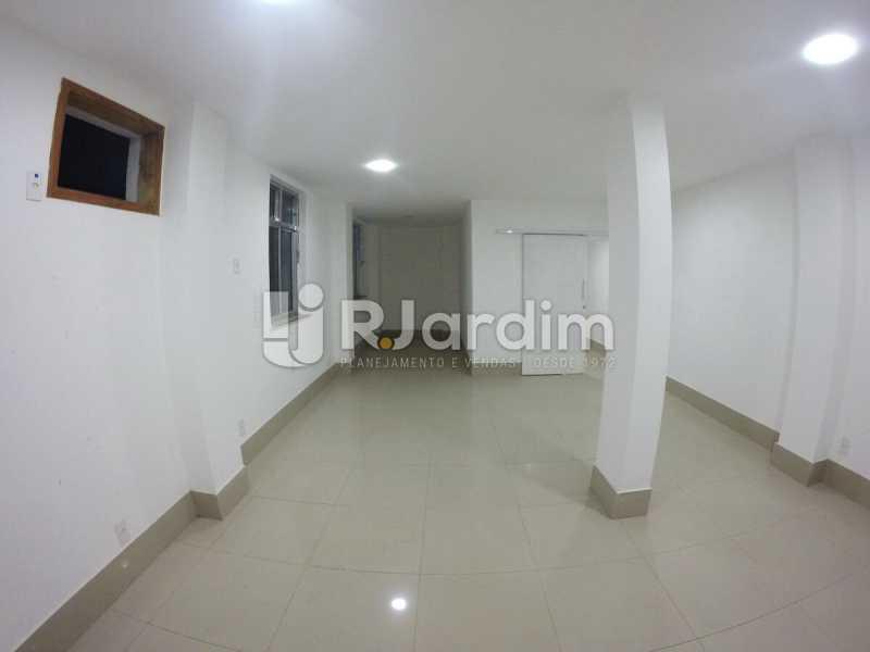 Pavimento  - Compra Venda Avaliação Imóveis Prédio Comercial Botafogo - LAPR00040 - 8