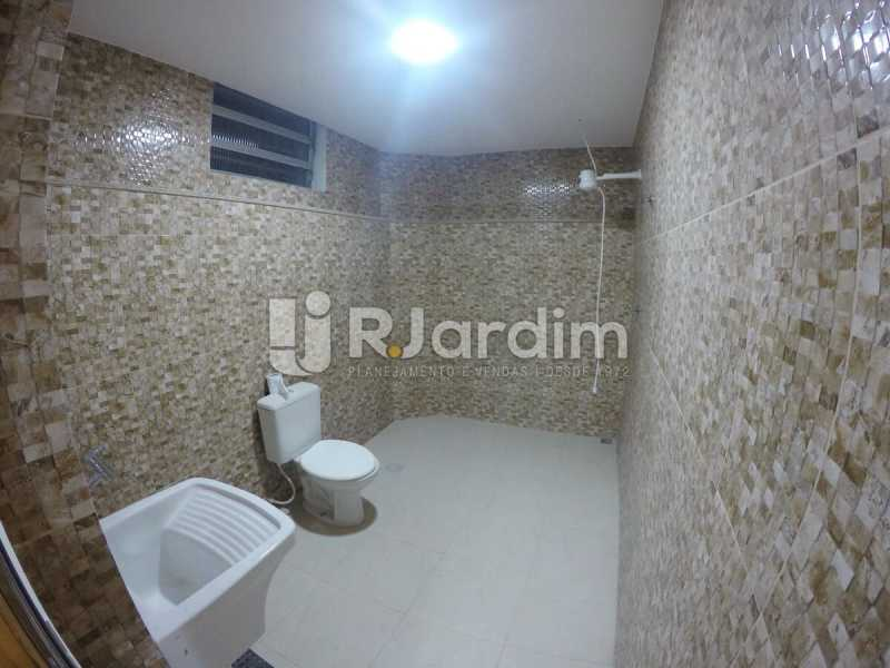 Banheiro  - Compra Venda Avaliação Imóveis Prédio Comercial Botafogo - LAPR00040 - 9