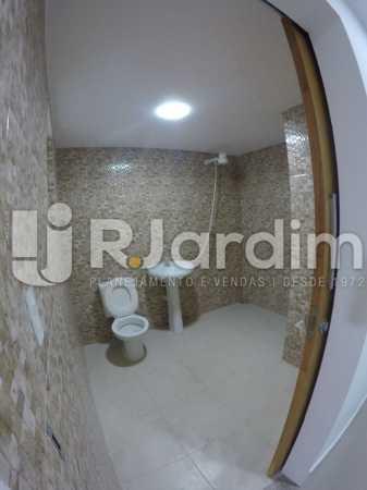 Banheiro - Compra Venda Avaliação Imóveis Prédio Comercial Botafogo - LAPR00040 - 16