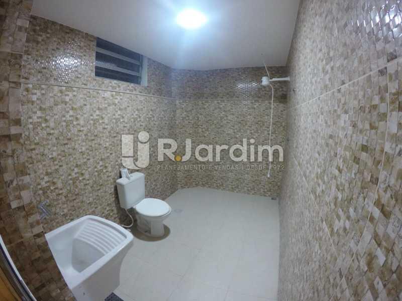 Banheiro - Compra Venda Avaliação Imóveis Prédio Comercial Botafogo - LAPR00040 - 17