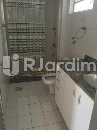 Banheiro  - Imóveis Aluguel Cobertura Linear Botafogo 1 Quarto - LACO10019 - 7