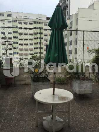 area externa - Imóveis Aluguel Cobertura Linear Botafogo 1 Quarto - LACO10019 - 3