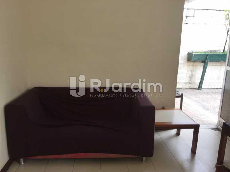 sala - Imóveis Aluguel Cobertura Linear Botafogo 1 Quarto - LACO10019 - 5