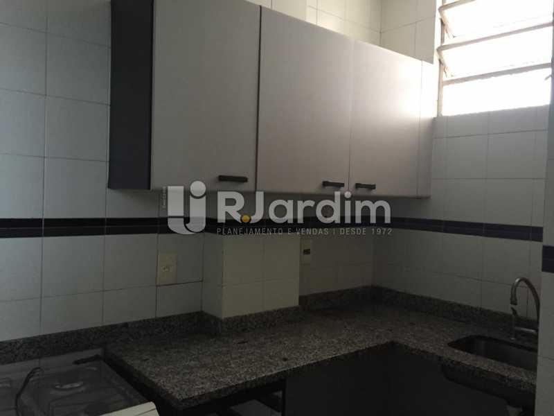 cozinha - Imóveis Aluguel Cobertura Linear Botafogo 1 Quarto - LACO10019 - 12