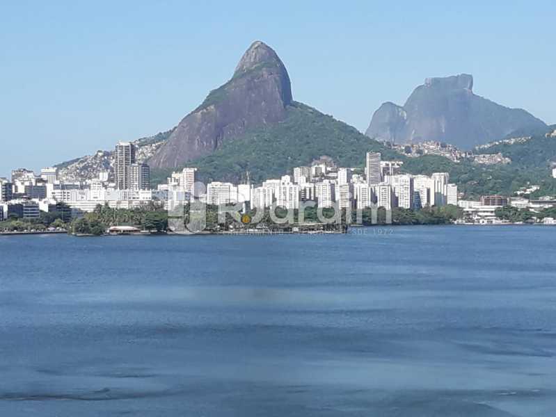 Vista - Apartamento para alugar Avenida Epitácio Pessoa,Lagoa, Zona Sul,Rio de Janeiro - R$ 7.500 - LAAP31862 - 4
