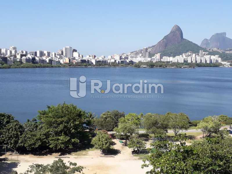 Vista - Apartamento para alugar Avenida Epitácio Pessoa,Lagoa, Zona Sul,Rio de Janeiro - R$ 7.500 - LAAP31862 - 5