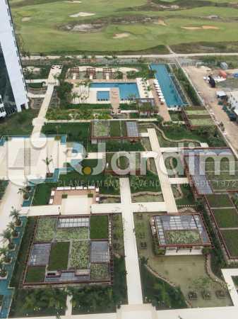 PLANTA SITUAÇÃO - Compra Venda Avaliação Imóveis Apartamento Barra da Tijuca 4 Quartos - LAAP40719 - 6