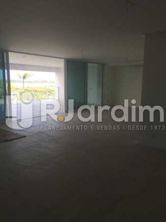 SALA - Compra Venda Avaliação Imóveis Apartamento Barra da Tijuca 4 Quartos - LAAP40719 - 11