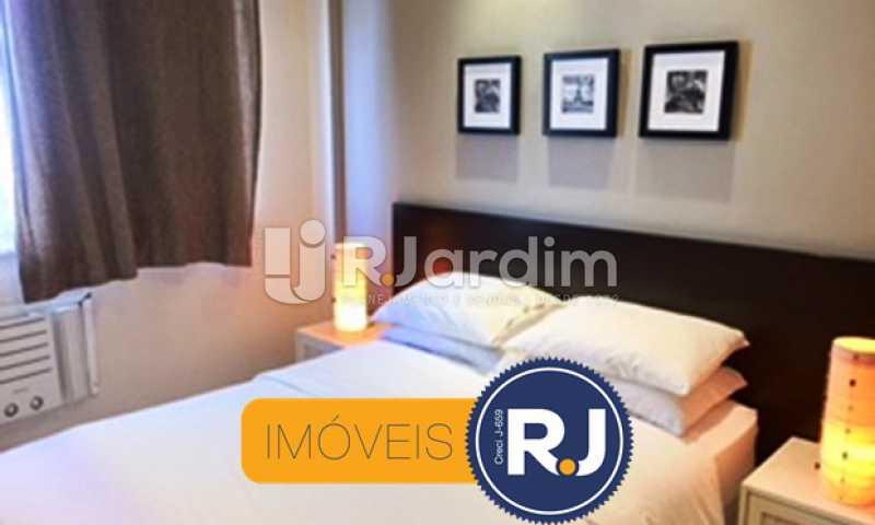 Quarto - Compra Venda Avaliação Imóveis Apartamento Copacabana 1 Quarto - LAAP10323 - 3