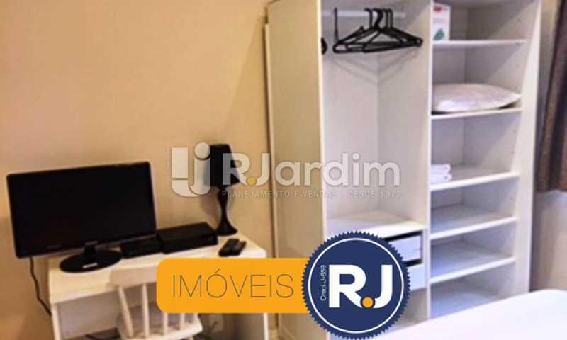 Quarto - Compra Venda Avaliação Imóveis Apartamento Copacabana 1 Quarto - LAAP10323 - 4
