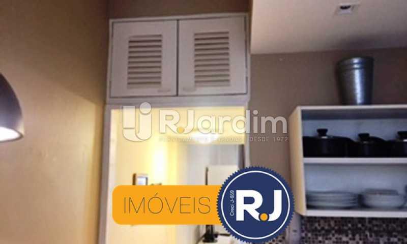 Armário para malas - Compra Venda Avaliação Imóveis Apartamento Copacabana 1 Quarto - LAAP10323 - 11