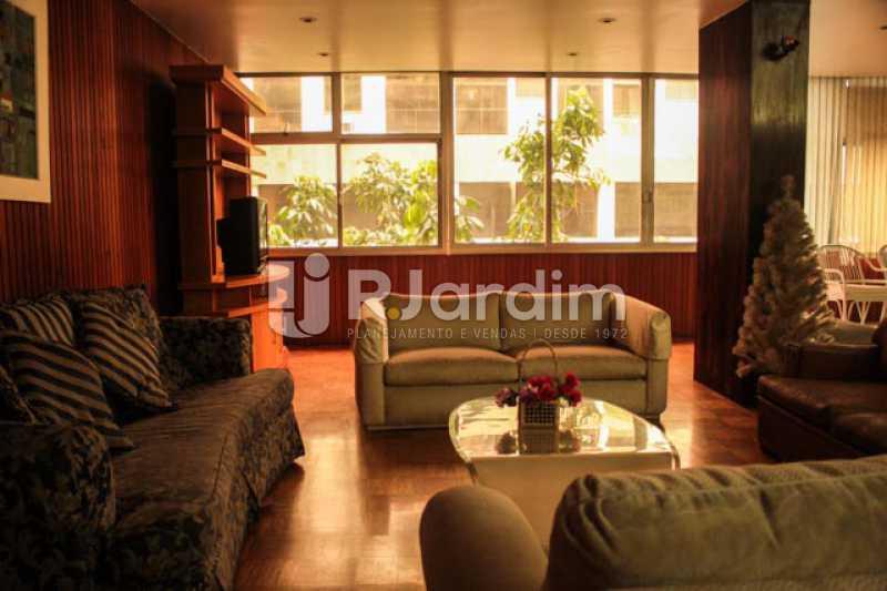 Salão 1 - Compra Venda Avaliação Imóveis Apartamento Copacabana 4 Quartos - LAAP40721 - 1