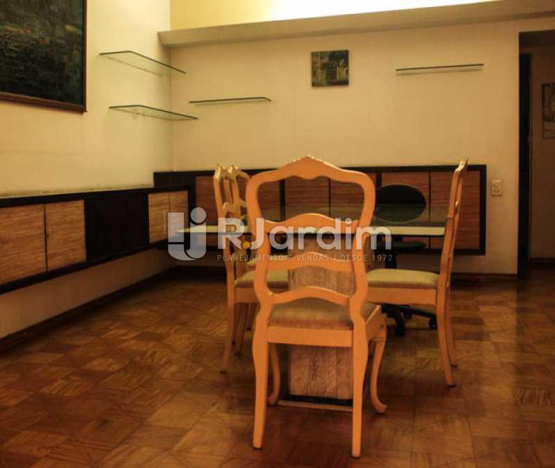 Sala de jantar - Compra Venda Avaliação Imóveis Apartamento Copacabana 4 Quartos - LAAP40721 - 4