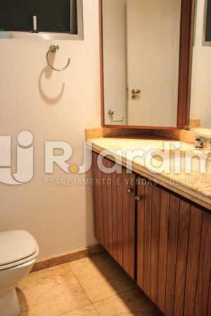 Banheiro - Compra Venda Avaliação Imóveis Apartamento Copacabana 4 Quartos - LAAP40721 - 11