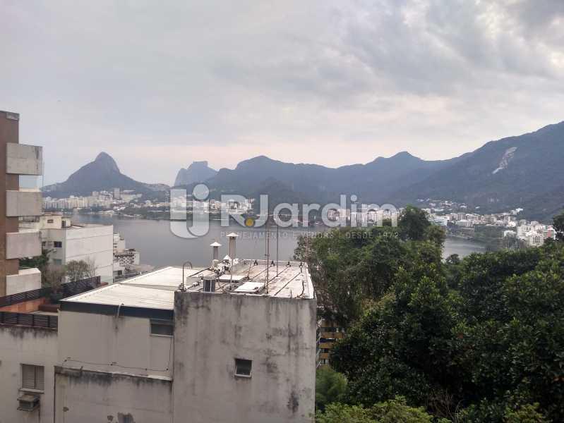 Vista  - Imóveis Aluguel Apartamento Lagoa 3 Quartos - LAAP31866 - 3