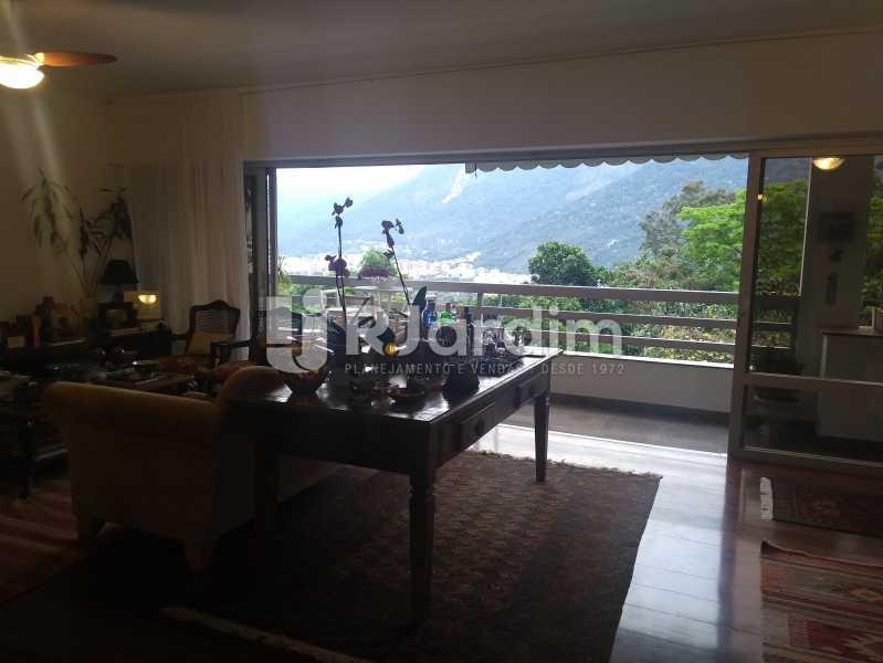 Sala  - Imóveis Aluguel Apartamento Lagoa 3 Quartos - LAAP31866 - 8