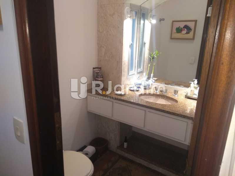 Banheiro  - Imóveis Aluguel Apartamento Lagoa 3 Quartos - LAAP31866 - 10