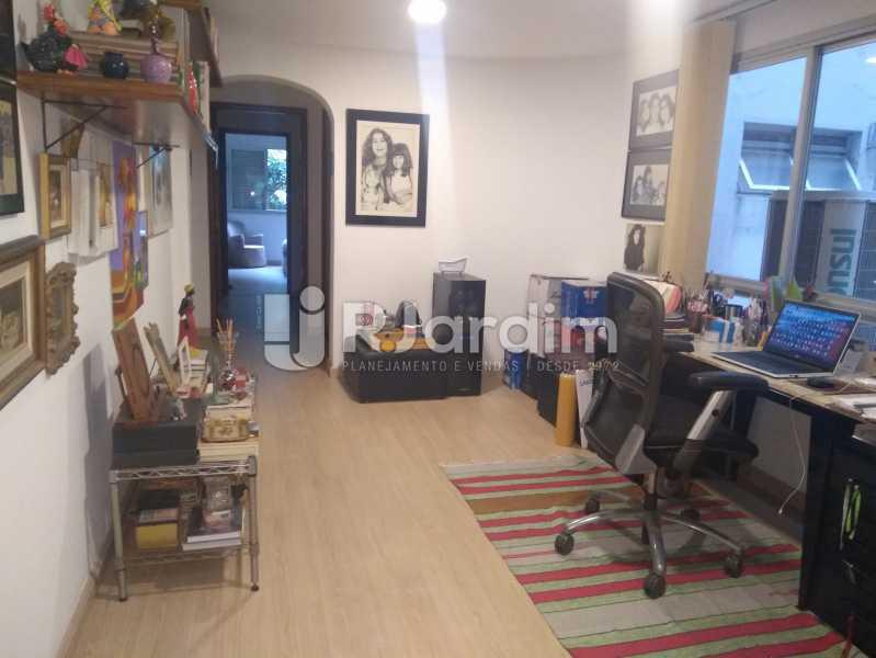 Hall - Imóveis Aluguel Apartamento Lagoa 3 Quartos - LAAP31866 - 11