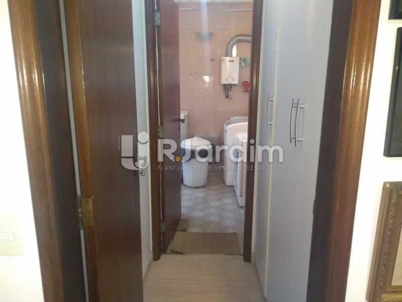 Armários  - Imóveis Aluguel Apartamento Lagoa 3 Quartos - LAAP31866 - 12