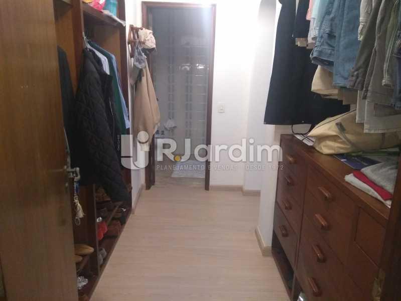 Closet - Imóveis Aluguel Apartamento Lagoa 3 Quartos - LAAP31866 - 13