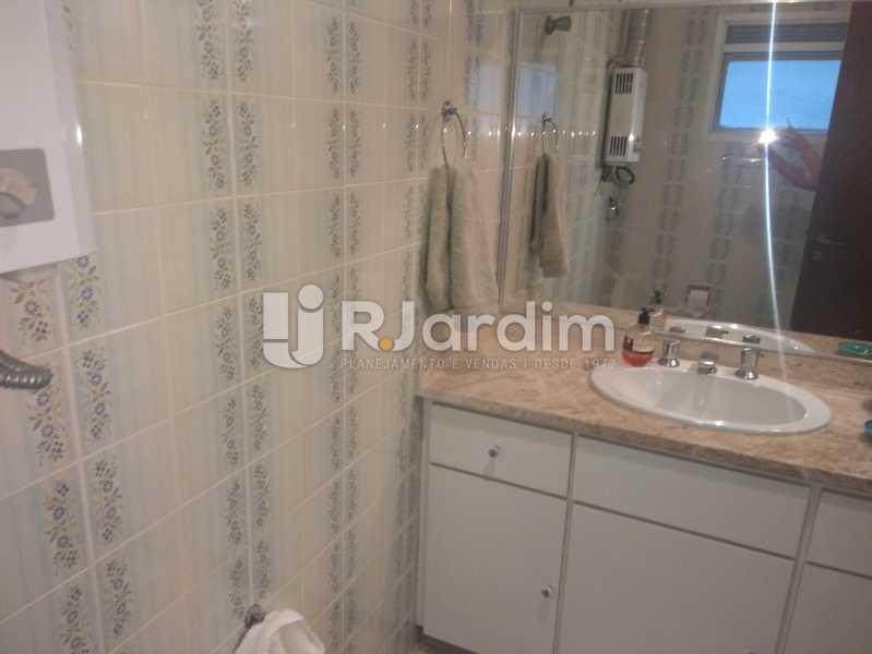 Banheiro  - Imóveis Aluguel Apartamento Lagoa 3 Quartos - LAAP31866 - 14