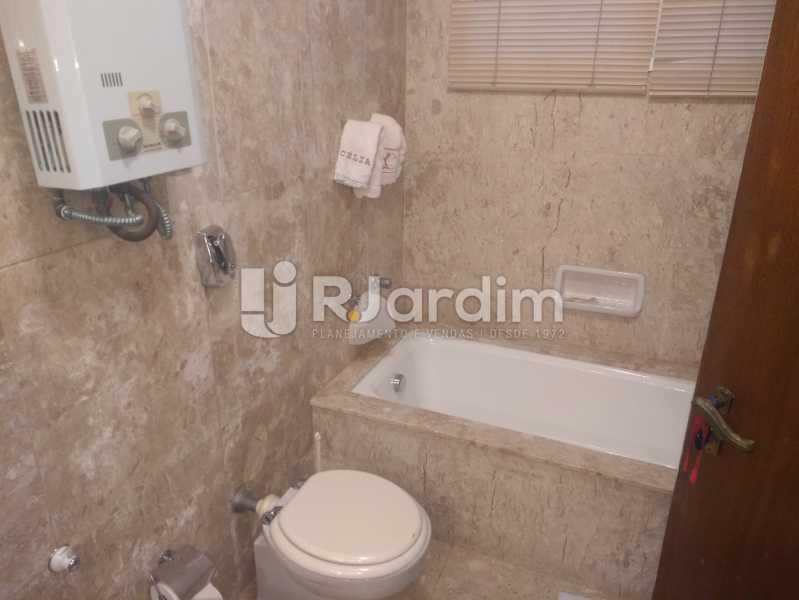 Banheira  - Imóveis Aluguel Apartamento Lagoa 3 Quartos - LAAP31866 - 18
