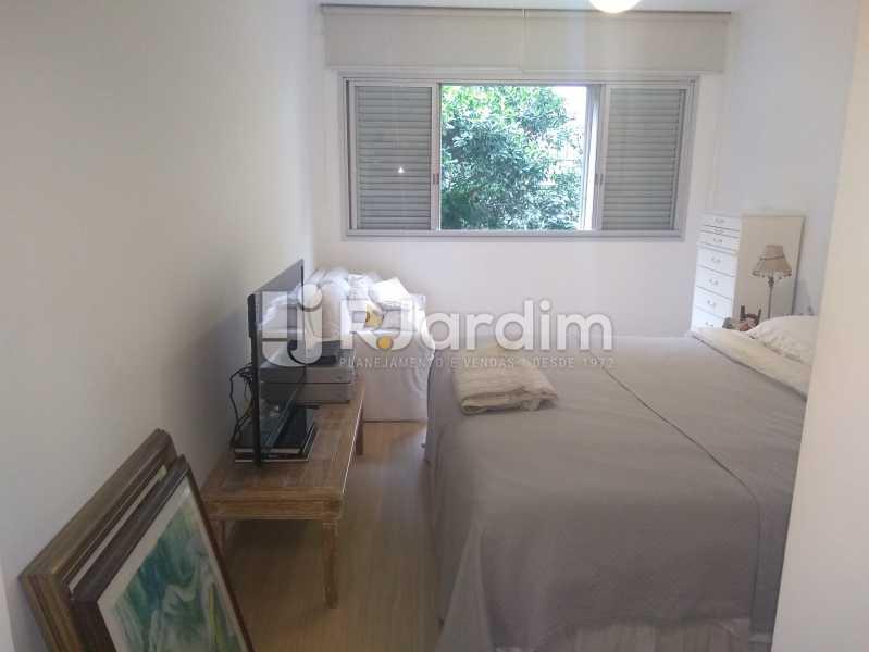 Quarto  - Imóveis Aluguel Apartamento Lagoa 3 Quartos - LAAP31866 - 20