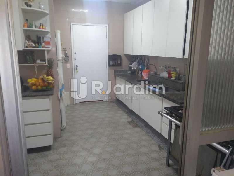 Cozinha  - Imóveis Aluguel Apartamento Lagoa 3 Quartos - LAAP31866 - 22