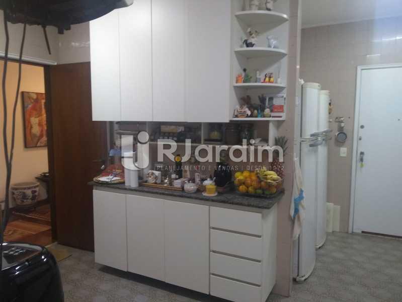 Cozinha  - Imóveis Aluguel Apartamento Lagoa 3 Quartos - LAAP31866 - 23