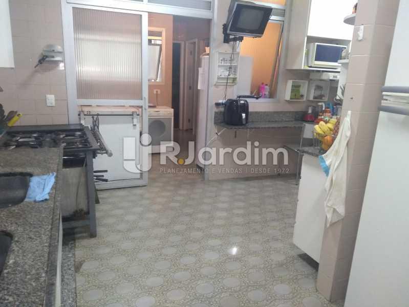 Cozinha  - Imóveis Aluguel Apartamento Lagoa 3 Quartos - LAAP31866 - 24