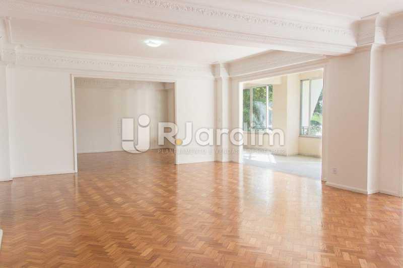 salão - Compra Venda Avaliação Imóveis Apartamento Flamengo 4 Quartos - LAAP40722 - 4