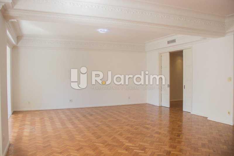 salão - Compra Venda Avaliação Imóveis Apartamento Flamengo 4 Quartos - LAAP40722 - 5
