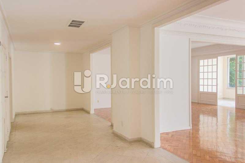 sala e corretor - Compra Venda Avaliação Imóveis Apartamento Flamengo 4 Quartos - LAAP40722 - 6