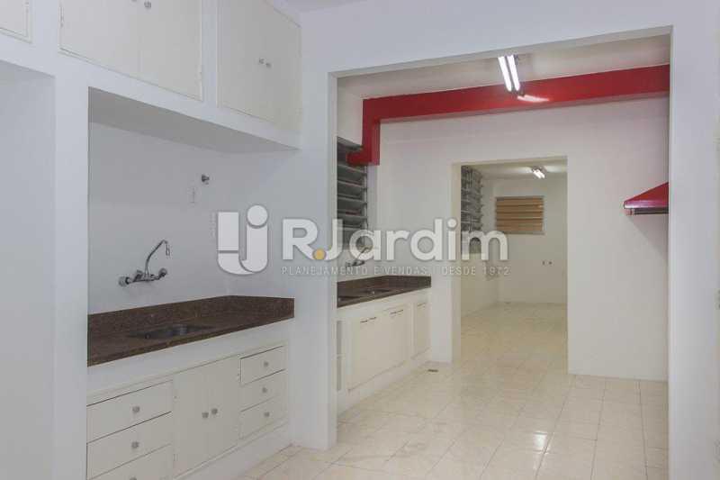 cozinha - Compra Venda Avaliação Imóveis Apartamento Flamengo 4 Quartos - LAAP40722 - 14