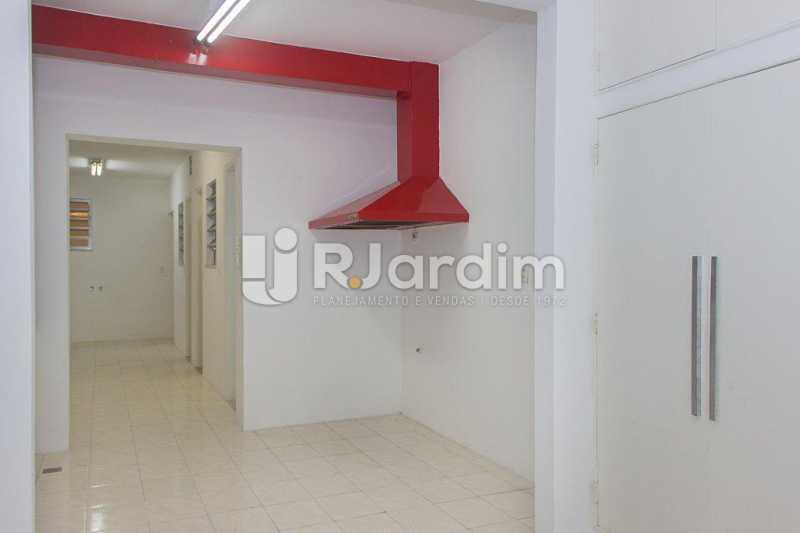 area de serviço - Compra Venda Avaliação Imóveis Apartamento Flamengo 4 Quartos - LAAP40722 - 15