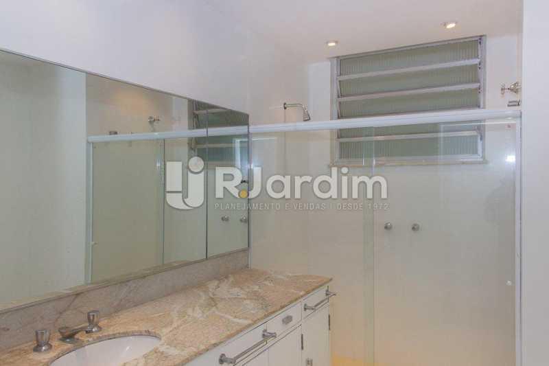 banheiro social - Compra Venda Avaliação Imóveis Apartamento Flamengo 4 Quartos - LAAP40722 - 18